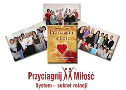 Przyciągnij Miłość System - sekret relacji - unikalne warsztaty
