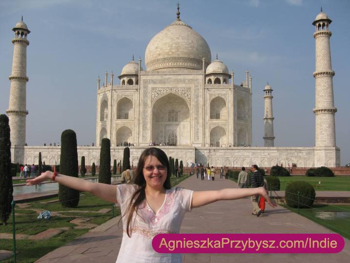 Agra-Taj-Mahal-Indie-Agnieszka-Przybysz