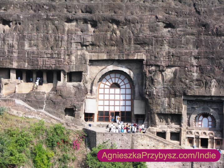 Ajanta-groty-Indie