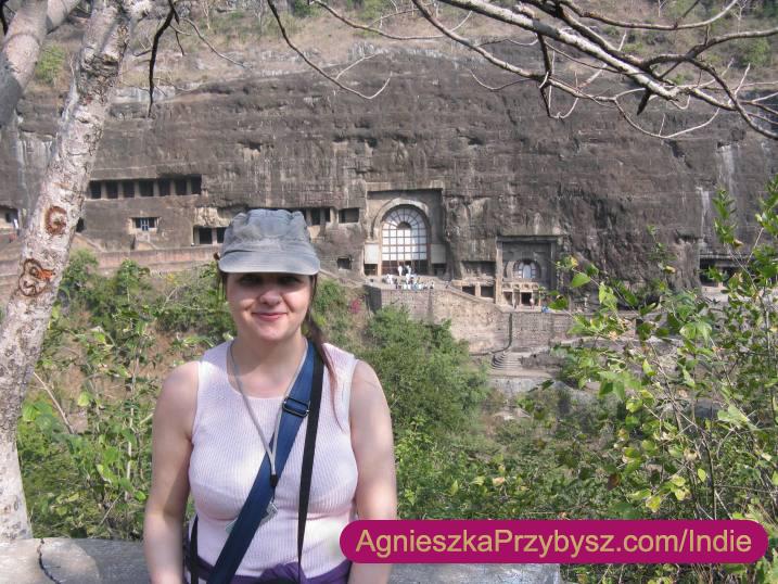 Ajanta-hinduskie-swiatynie-Indie-Przybysz
