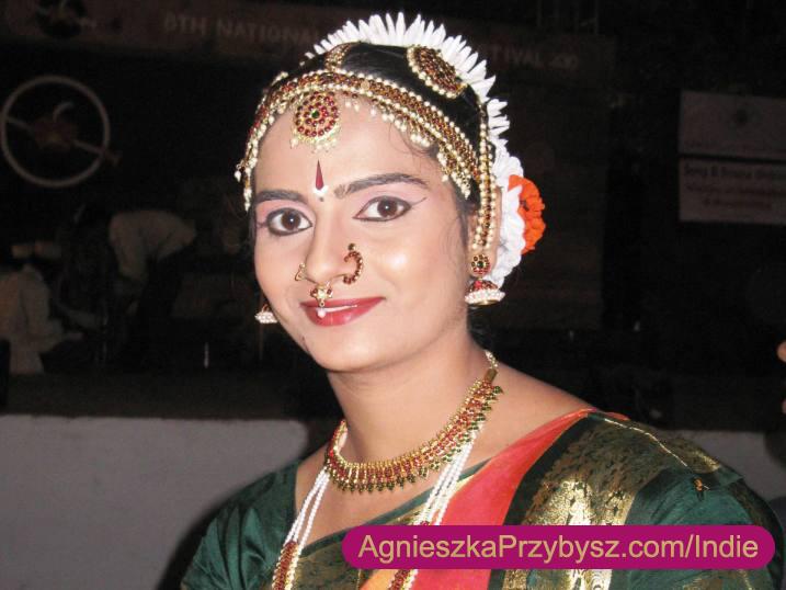 Bhubaneshwar-tancerka-Indie