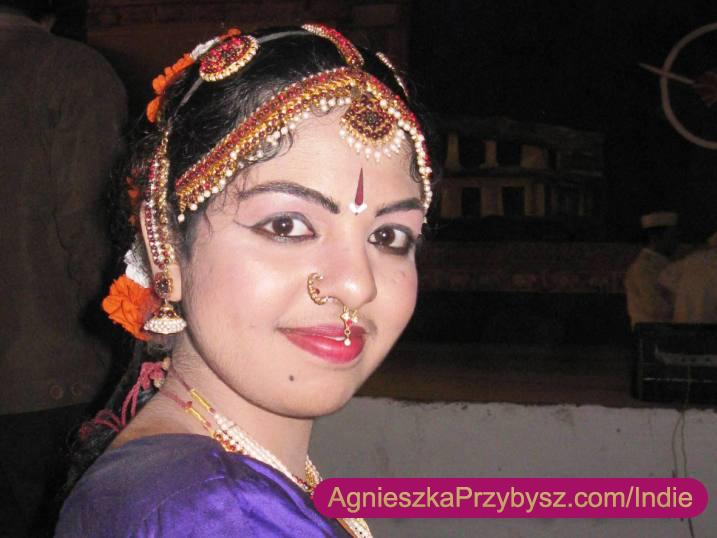 Bhubaneshwar-taniec-Indie