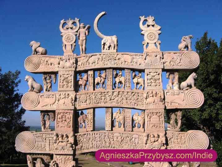 Wielka-Supa-Sanchi-Asoka-UNESCO-Indie