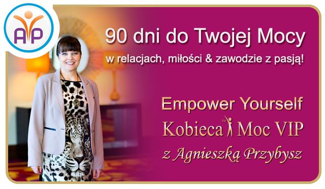 Empower Yourself Kobieca Moc Vip new